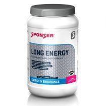 Sponser Long Energy italpor, erdei gyümölcs, 1200 g