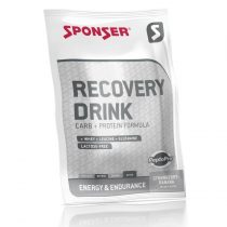 Sponser Recovery Drink italpor, eper-banán, 60 g