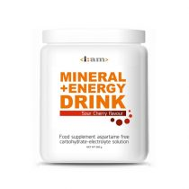 I:AM Mineral +Energy Drink Sour Cherry 800 g