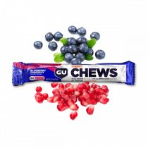 Gu Energy Chews Blueberry Pomegrante