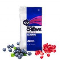 GU Energy Chews Blueberry Pomegranate 54 g