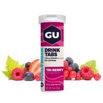GU Drink Tabs Tri-Berry