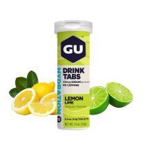 Gu Drink Tabs Lemon Lime 54g