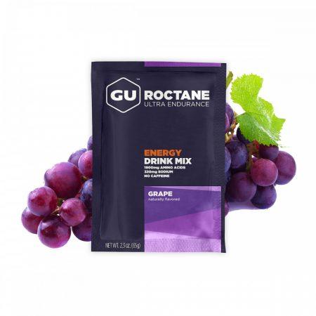 Gu Roctane Energy Drink Mix Grape 65g