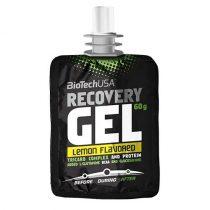 BioTech USA Recovery Gel, citrom, 60 g