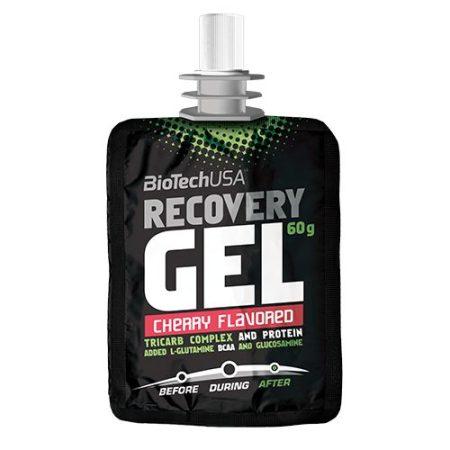 BioTech USA Recovery Gel, cseresznye, 60 g