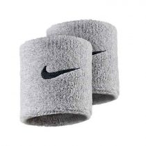 Nike Swoosh Wristbands, szürke