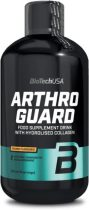 BioTech USA Arthro Guard porcerősítő folyadék, narancs, 500 ml