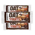 BioTech USA Oat&Fruits zabszelet, csokoládé-mogyoró, 70 g