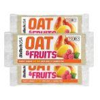 BioTech USA Oat&Fruits zabszelet, körte-málna, 70 g